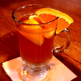 Winter Toddy - The Orangery, Knoxville, TN