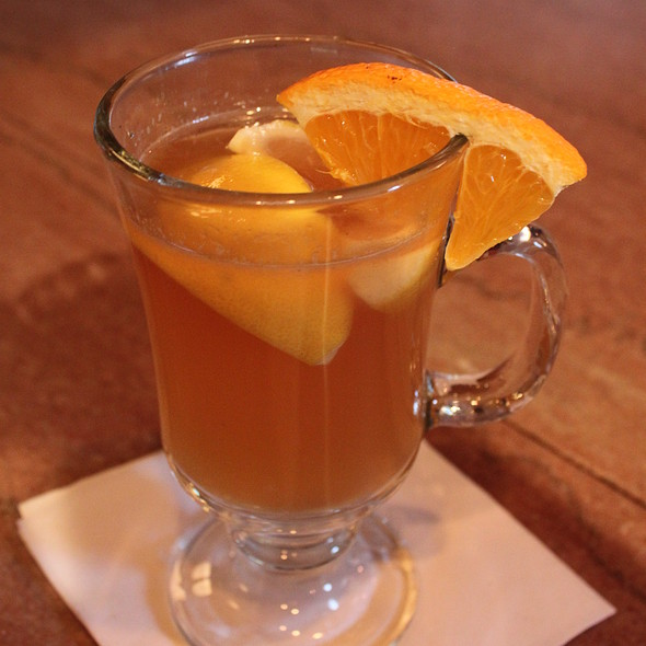 Winter Toddy - The Orangery, Knoxville, Tennessee
