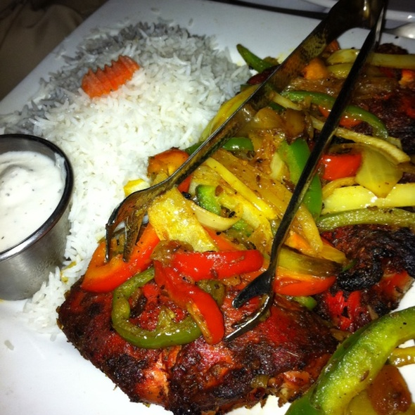 Chicken Burgh - Bombay Exotic Cuisine of India, San Diego, CA