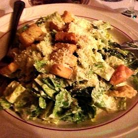 Caesar Sala - Villa Ravenna Italian Restaurant, Tulsa, OK