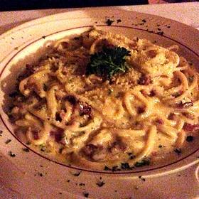Carbonara - Villa Ravenna Italian Restaurant, Tulsa, OK