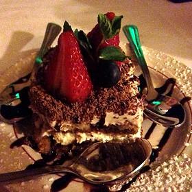 Tiramisu - Villa Ravenna Italian Restaurant, Tulsa, OK