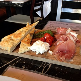 Trattoria Italian Kitchen Restaurant Vancouver Bc Opentable