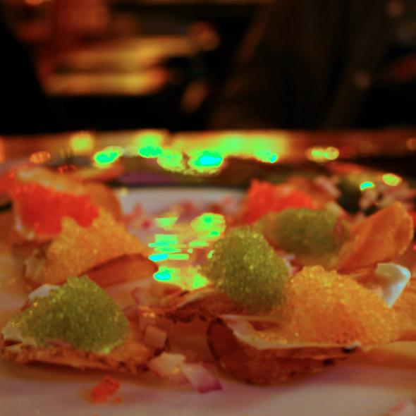Caviar Potato Chips - The Tavern, Libertyville, IL