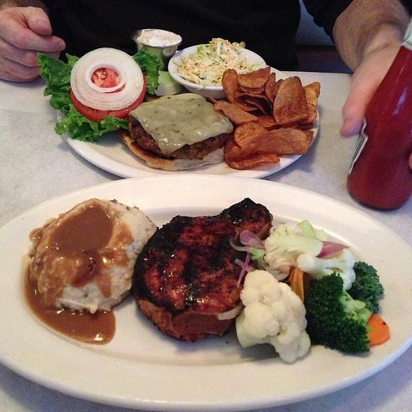 Jd Hoyt's Famous Cajun Pork Chop And Cajun Burguer - JD Hoyt's, Minneapolis, MN