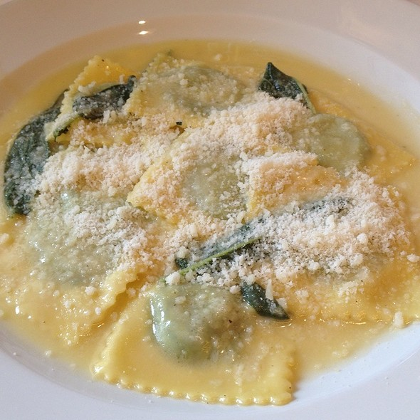 Ravioli - Freds Madison at Barneys New York, New York, NY