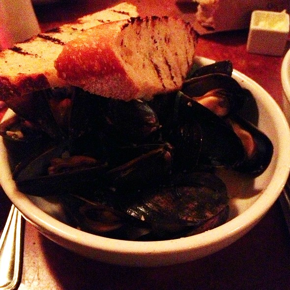 Mussels - Bistro Vendome, Denver, CO