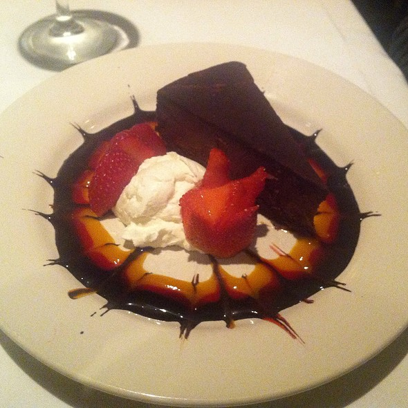 Desserts - Rossini's Restaurant, New York, NY