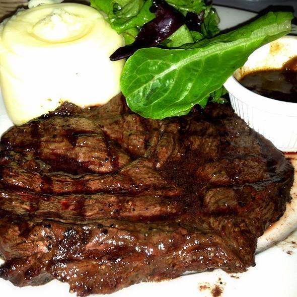 Hanger Steak - Les Halles Park Avenue, New York, NY