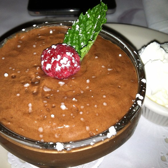 Chocolate Mousse - Les Halles Park Avenue, New York, NY