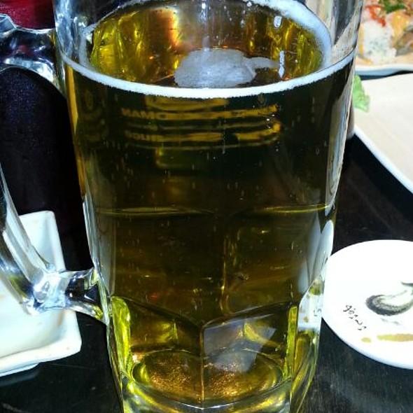 Sapparo Beer - Chomp, Fullerton, CA