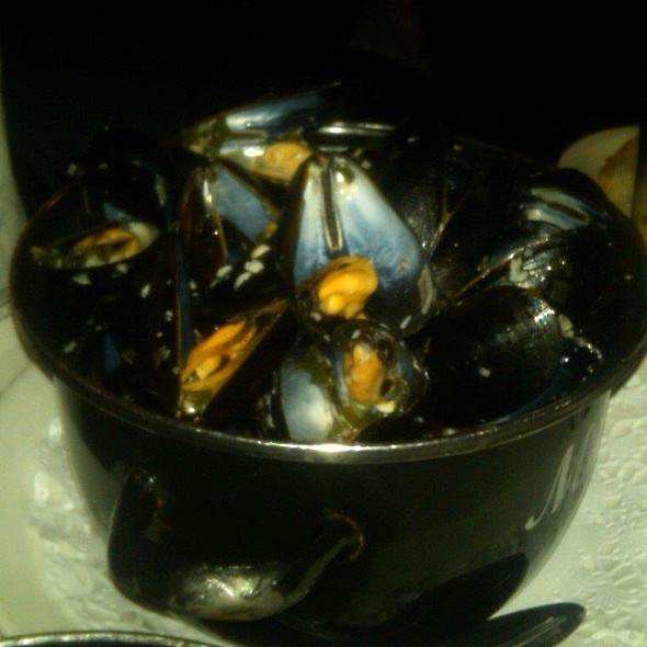 Mussels - Cafe Du Soleil, New York, NY