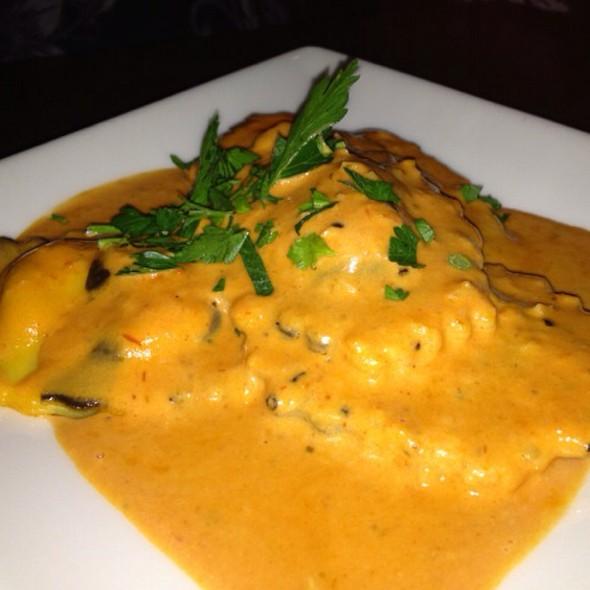 Lobster Ravioli - Ecco Trattoria & Bar, Weymouth, MA