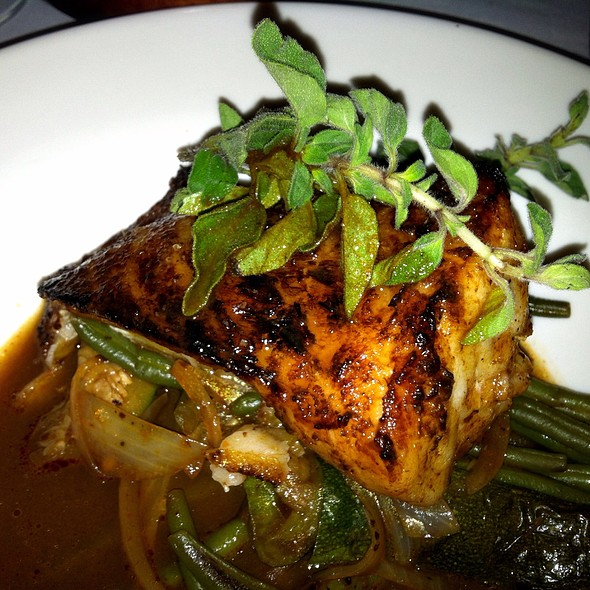 Chilean Sea Bass - El Parador, New York, NY