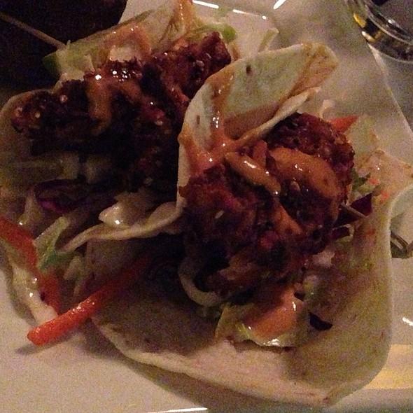 Crispy Chicken Tacos - Village Tavern Scottsdale, Scottsdale, AZ
