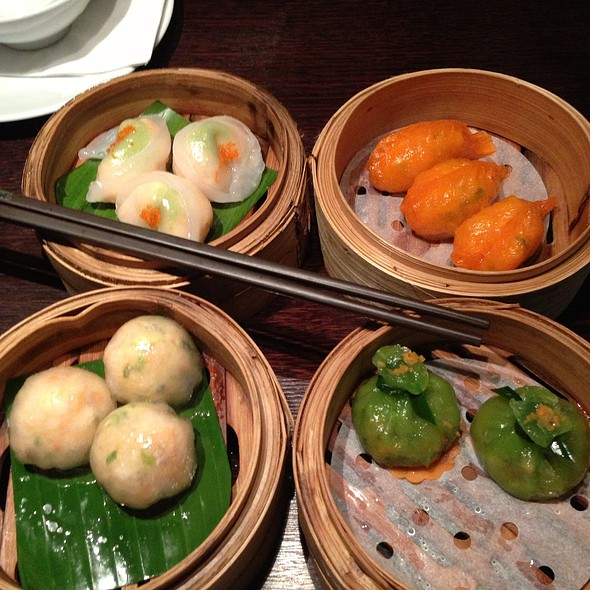 Dumplings - Plum Valley, London
