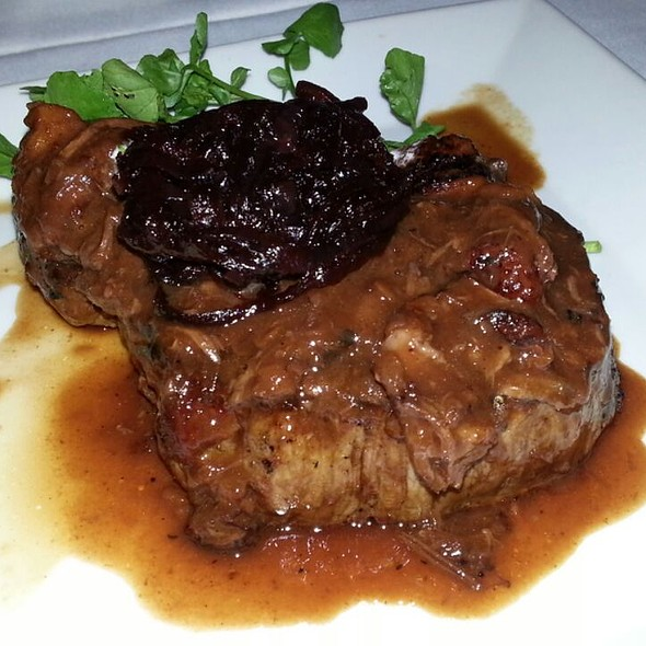 Filet Mignon - Christos Steak House, Astoria, NY