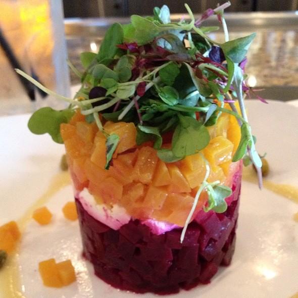 Beet Salad - Charley's Crab - Palm Beach, Palm Beach, FL