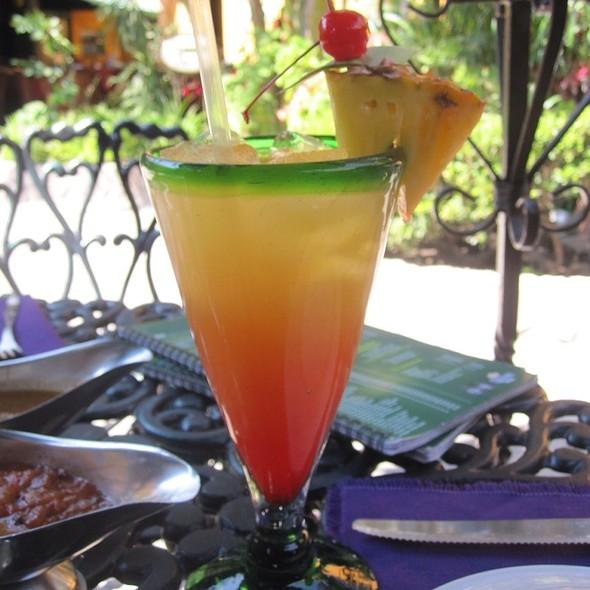 Tequila Sunrise - El Patio, Tlaquepaque, JAL