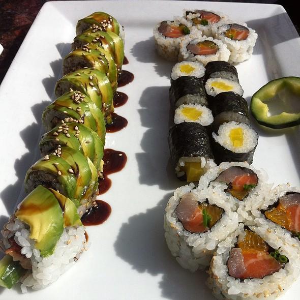 Assorted Sushi Rolls  - Hapa Sushi Grill & Sake Bar - Pearl St. Boulder, Boulder, CO