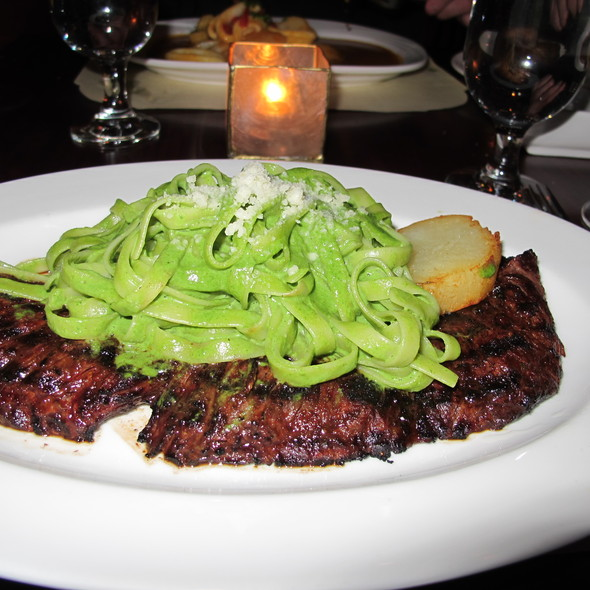 Skirt Steak - Costanera Restaurant, Montclair, NJ