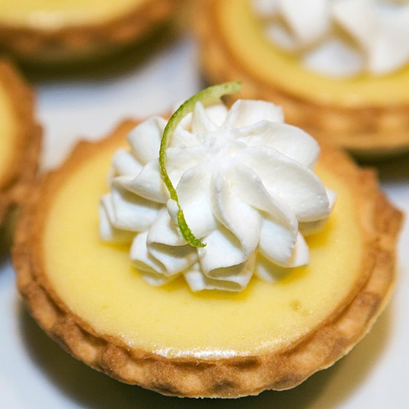 Key Lime Tartlettes - Shaw's Crab House - Chicago, Chicago, IL