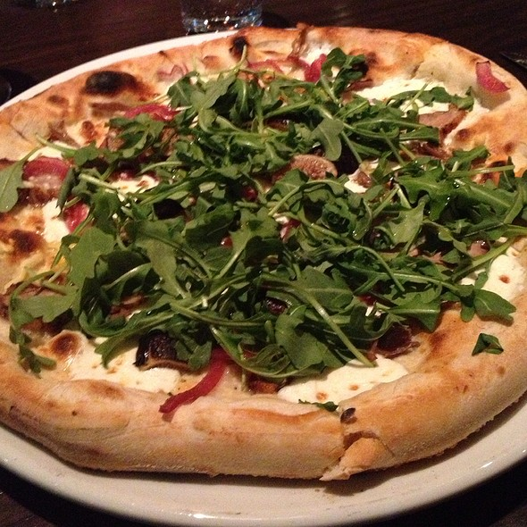 Duck And Fig Pizza - Pizza Republica - Greenwood Village, Greenwood Village, CO