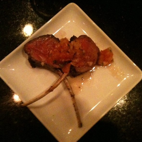 Lamb Lollipops - Grille 39, Carmel, IN