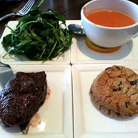 Hanger Steak Express Lunch - Toscanini, Avon, CO