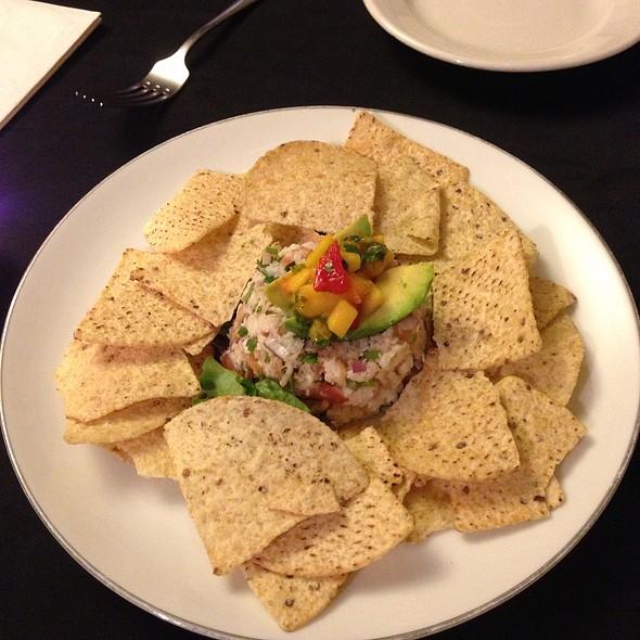 Grilled Ceviche - Cafe Bella, Chicago, IL
