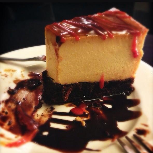 Chocolate Flan - Cafe Bella, Chicago, IL