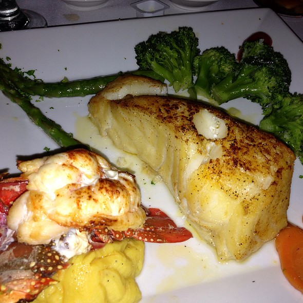 Chilean Sea Bass - Adega Grill, Newark, NJ