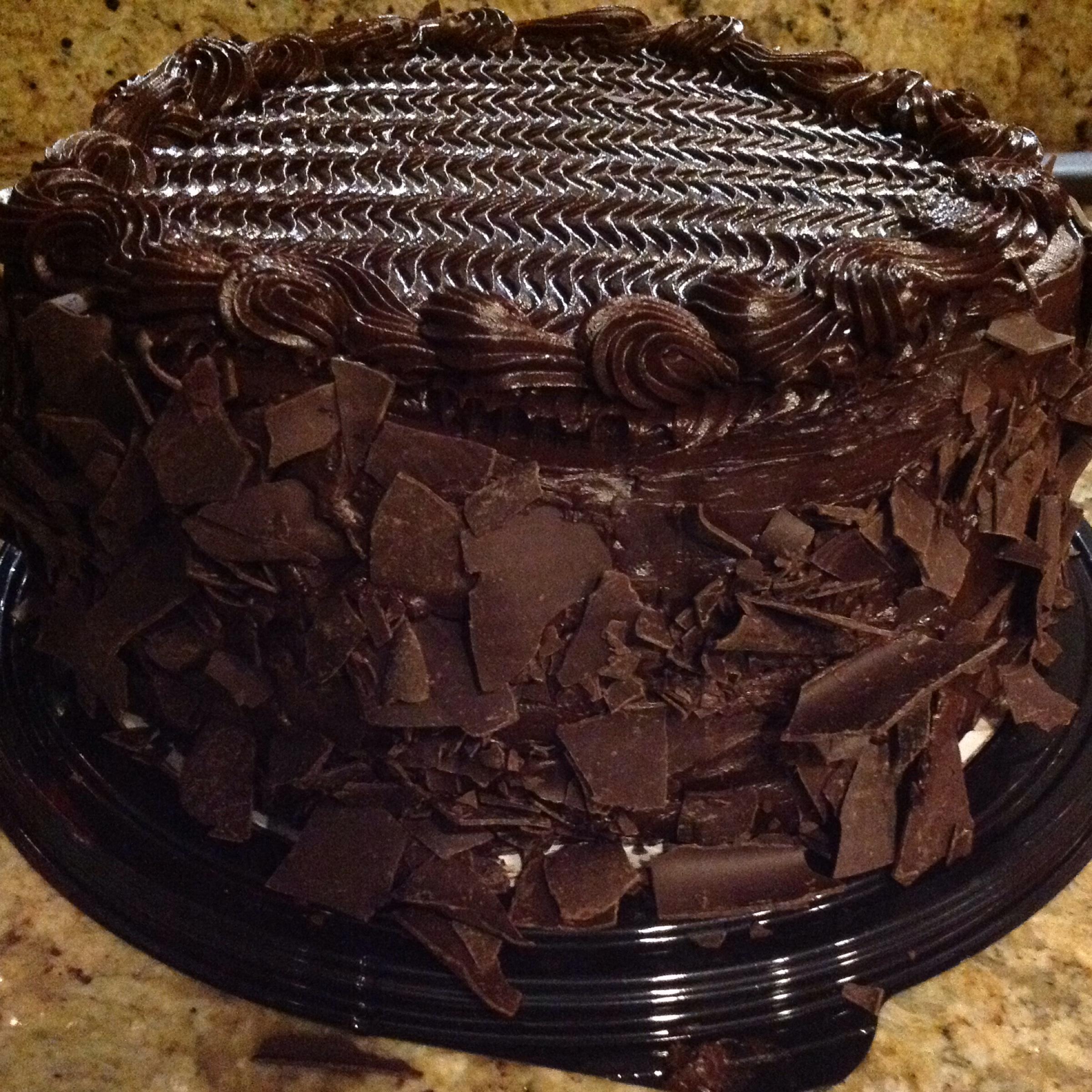 Costco Chocolate Cake