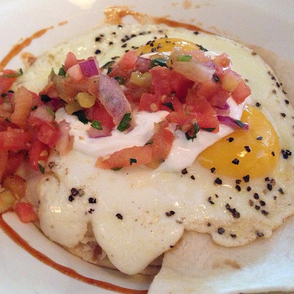 Huevos rancheros - Masa - Boston, Boston, MA