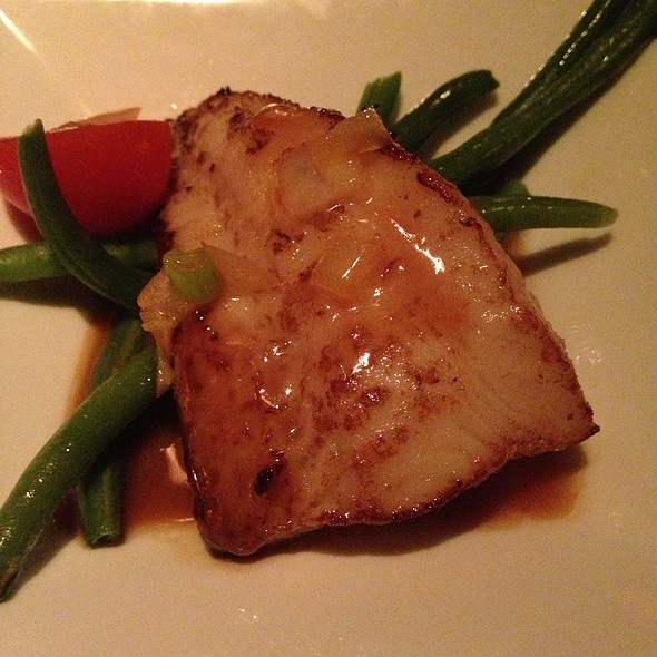 Misoyaki Butterfish - Jia - Teppan Tables - Beau Rivage, Biloxi, MS