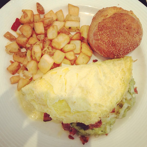 Southern California Omelette - The Cottage Wellesley, Wellesley, MA