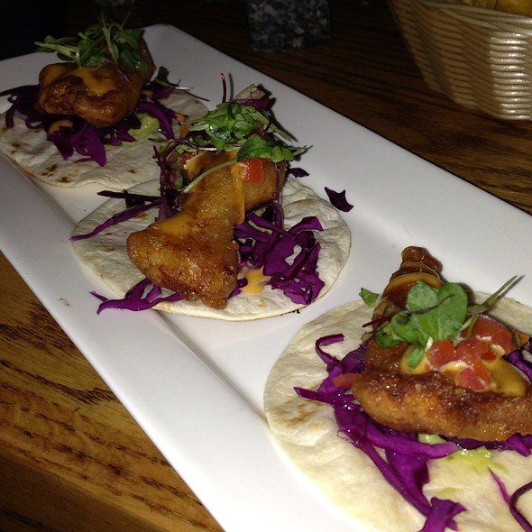 Crispy Mahi Fish Taco - Mesa Modern Mexican, Easton, PA