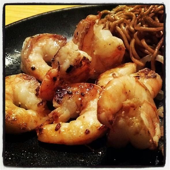 Hibachi Shrimp - Ooka Japanese Sushi & Hibachi Steakhouse, Montgomeryville, PA