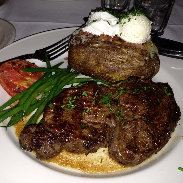 Ribeye - Simms Steakhouse, Golden, CO