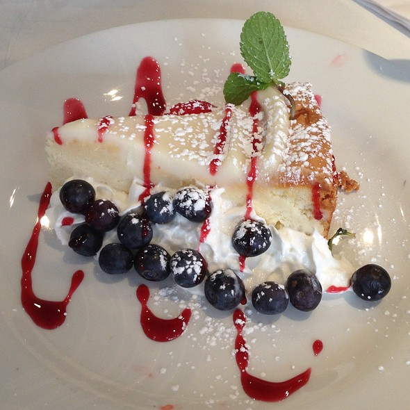 n.y. cheesecake - HK Hell's Kitchen, New York, NY