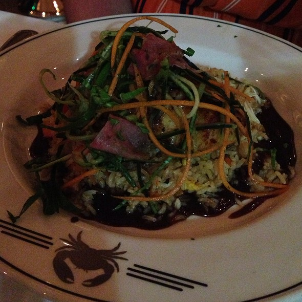Miso-Glazed Seabass - Truluck's Seafood, Steak and Crab - Naples, Naples, FL