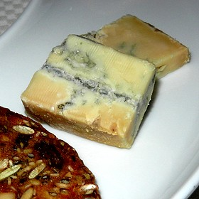 Gorgonzola Cheese  - Alizé at the Top of the Palms Casino Resort, Las Vegas, NV