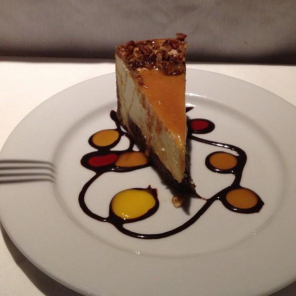 Brazilian Cheesecake - Texas de Brazil - San Antonio, San Antonio, TX