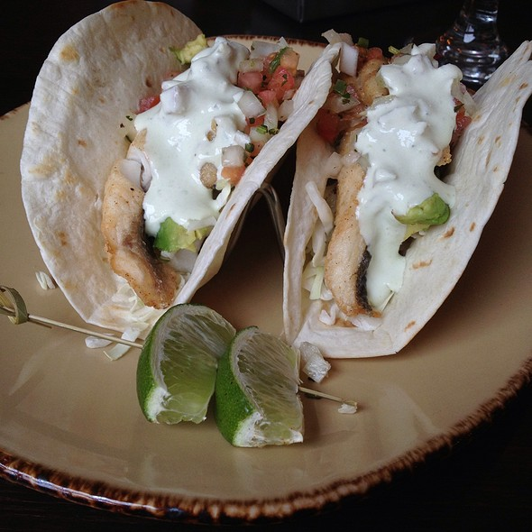 Brazini Fish Tacos - 5ive/Five Steakhouse, Plymouth, MI