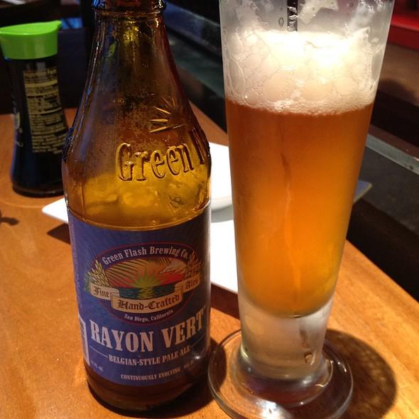 Rayon Vert Pale Ale - Ping by Charlie Chiang's, Arlington, VA