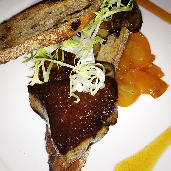 Hudson Valley Foie Gras - Triomphe, New York, NY