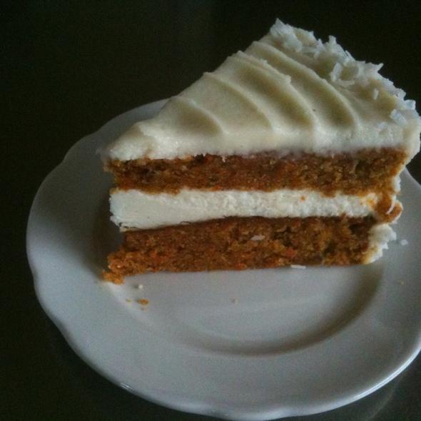 Bakery Nouveau Carrot Cake