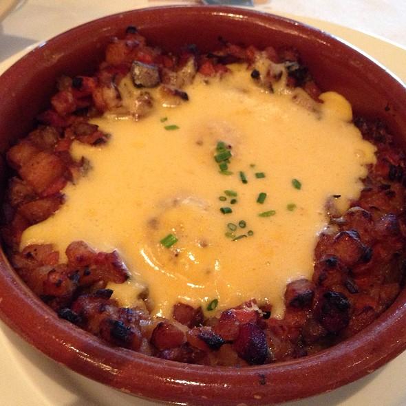 Baked Eggs - Brasserie 19, Houston, TX