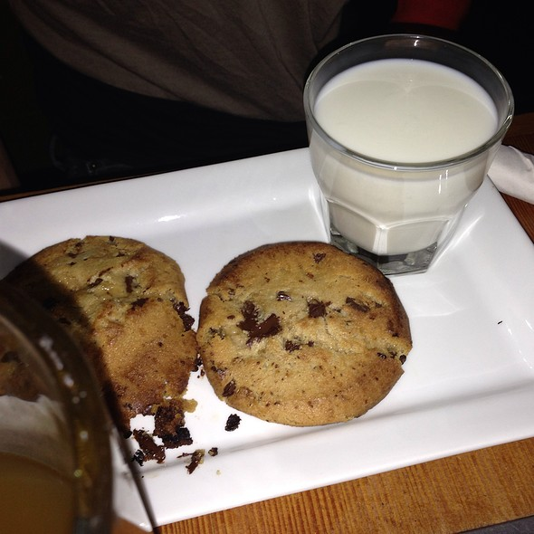 Warm Cookies And Milk - Ballard Loft, Seattle, WA