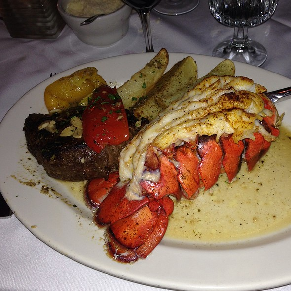 Surf And Turf - Rosebud on Rush, Chicago, IL